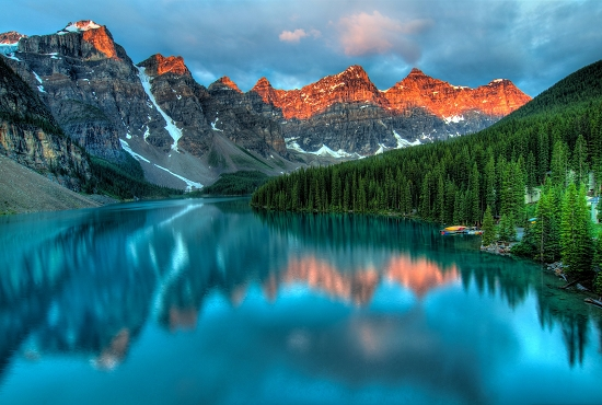 Canadian Lakes