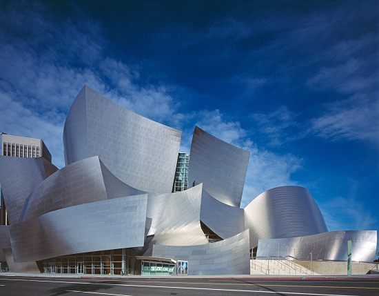 Frank Gehry Architecture Tour